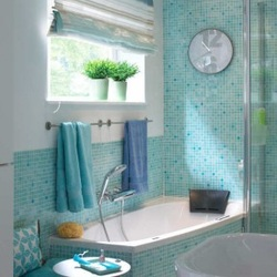 Bathrooms Design On A Dime